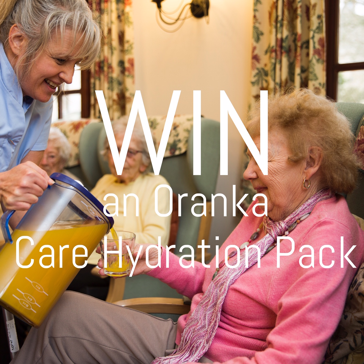 Oranka Care Hydration Pack