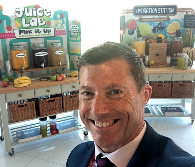 Troy Smith - Managing Director of Oranka Juice Solutions